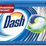 3x Dash Allin1 Pods Platinum 40 stuks