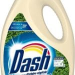 4x Dash Plantaardig Vloeibaar Wasmiddel 1320 ml