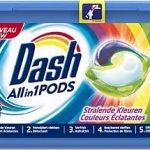 Dash All-in-1 Stralende Kleuren 37 Wasbeurten