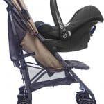 Easywalker buggy car seat adapters / autostoeladapters