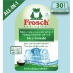 Frosch Vaatwastabletten All-in-1 Bicarbonate 30 stuks