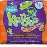 Pampers Billendoekjes Babydoekjes Kandoo Jungle Fruits - 55 Stuks 55st