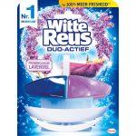 Witte Reus Duo Actief Toiletblok Provençaalse Lavendel