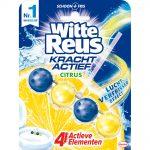Witte Reus Toiletblok Kracht Actief Citrus