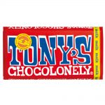 15x Tony's Chocolonely Melk Original 180 gr