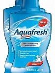 Aquafresh Mondwater Fresh Mint Voordeelverpakking 2x500ml