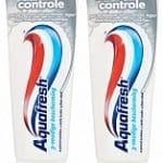Aquafresh Tandpasta Tandsteen voordeelverpakking 2x75ml