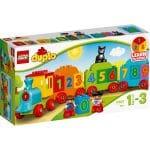 LEGO DUPLO - Getallentrein 10847