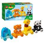 LEGO DUPLO - Mijn eerste dierentrein 10955