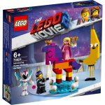 LEGO The Movie 2 - Maak kennis met koningin Wiedanook Watdanook 70824