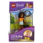 Lego Sleutelhanger met LED Licht Friends Andrea