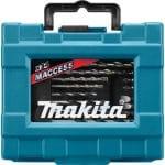 Makita Boor-Bit-Set, 34-delig boor- en bitset