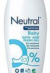Neutral Baby Wasgel Parfumvrij 250ml