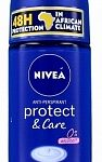 Nivea Deodorant Roller Protect & Care 50ml