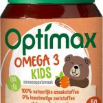 Optimax Kinder Omega-3 DHA-EPA Kauwcapsule