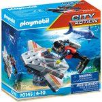 PLAYMOBIL City Action - Duikscooter in de reddingsmissie 70145