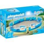 PLAYMOBIL Family Fun - Bassin voor zeedieren 9063