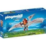 PLAYMOBIL Knights - Dwergzweefvlieger 9342