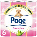 Page Toiletpapier Sensitive Aloe Vera 6 stuks