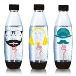 Sodastream Fuse Flessen Hipster (3x) Waterkan