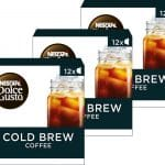Nescafé Dolce Gusto capsules Cold brew - ijskoffie - 36 koffiecups - geschikt voor 36 koppen koffie