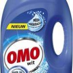 Omo Wit XXL Vloeibaar Wasmiddel - 80 wasbeurten - Voordeelfles