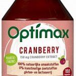 Optimax Cranberry Capsules 150caps