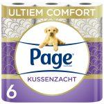 Page Toiletpapier Kussenzacht 6 stuks