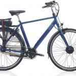 Villette la Chance elektrische fiets met Nexus 7 naaf, donkerblauw, 54 cm, 13 Ah accu