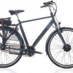 Villette la Chance elektrische fiets met Nexus 7 naaf, donkergrijs, 54 cm, 13 Ah accu