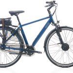 Villette la Ville elektrische fiets - donkerblauw - Framemaat 50 cm